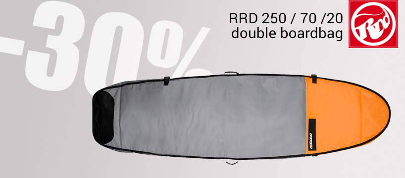 RRD Double boardbag
